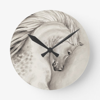 Platinum arabian wall clocks