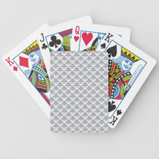 Platinum Diamond Ring Bicycle Playing Cards