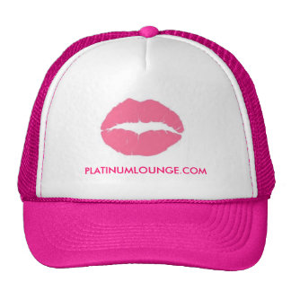 Platinum Lounge Kiss Cap