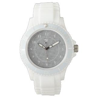 Platinum Modern Designer Watch