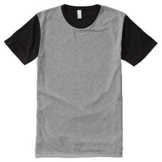 Platinum Texture American Apparel Shirt Sale All-Over Print T-Shirt