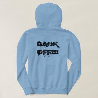 PlatinumDuck Merchandise (Blue hoodie with logo).