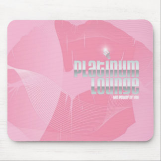 PlatinumLounge Pink Mouse Pad! Mouse Pad