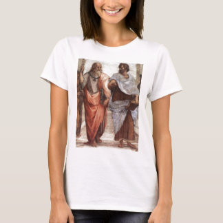 Plato and Aristotle T-Shirt