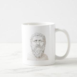 Plato Coffee Mug