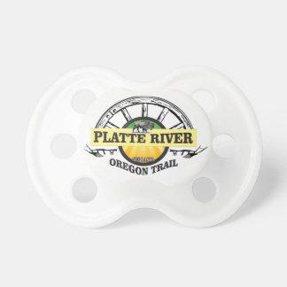 platte river ot marker dummy