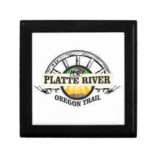 platte river ot marker gift box