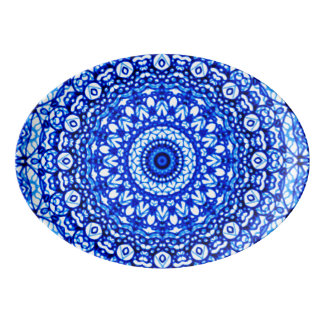 Platter Mandala Mehndi Style G403