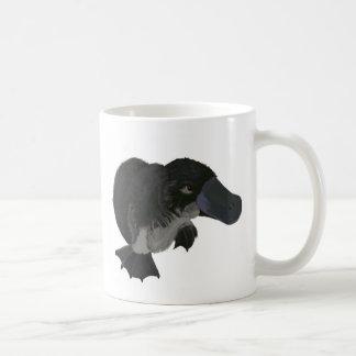 Platypus Basic White Mug