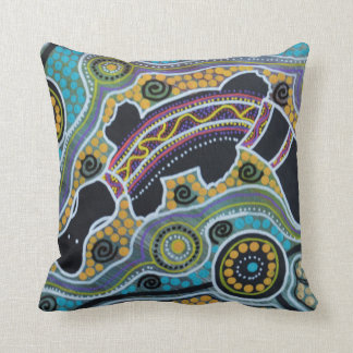 Platypus Dreaming Pillow Cushion