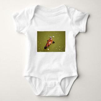 PLATYPUS EUNGELLA NATIONAL PARK AUSTRALIA BABY BODYSUIT
