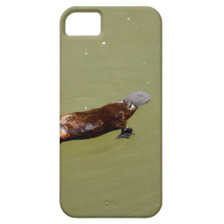 PLATYPUS EUNGELLA NATIONAL PARK AUSTRALIA BARELY THERE iPhone 5 CASE