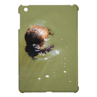 PLATYPUS EUNGELLA NATIONAL PARK AUSTRALIA iPad MINI COVER