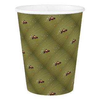 PLATYPUS EUNGELLA NATIONAL PARK AUSTRALIA PAPER CUP
