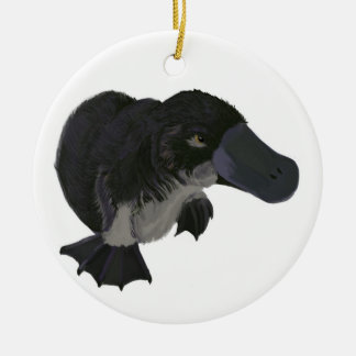 Platypus Ornament
