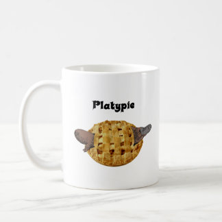 Platypus / Platypie Coffee Mug