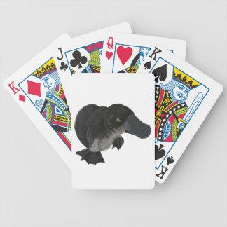 Platypus Poker Deck