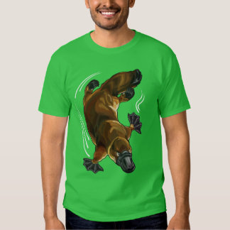 platypus t shirt