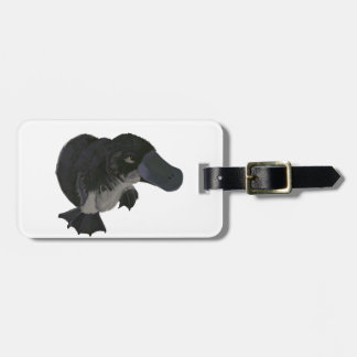 Platypus Tag For Bags