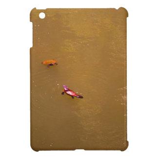 PLATYPUS & TURTLE EUNGELLA NATIONAL PARK AUSTRALIA iPad MINI CASES