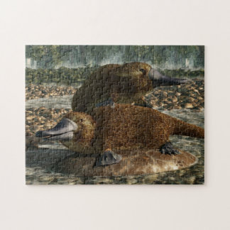 Platypuses Jigsaw Puzzle