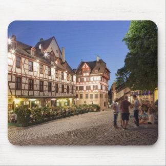 Platz am Tiergärtnertor, Nürnberg Mouse Pad