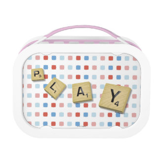 PLAY 2 LUNCH BOX