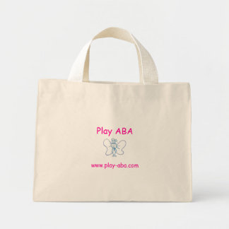 Play ABA Tote Canvas Bag
