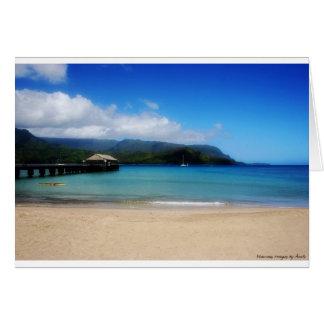 Play at Hanalei Bay Card