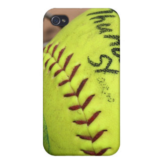 Play Ball! iPhone 4 Cover