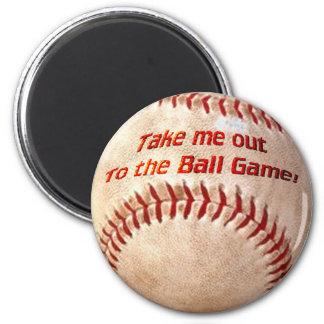 Play Ball Magnet
