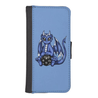 Play Dragon iPhone SE/5/5s Wallet Case