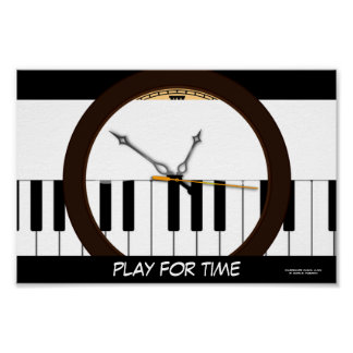Play for Time Poster