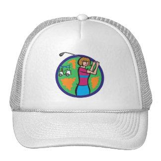 Play Golf Hat