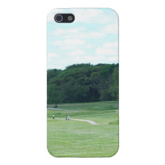 Play Golf iPhone 5 Cases