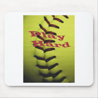 Play Har Softball Mousepad