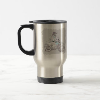 Play Hard and Get Dirty Travel Mug