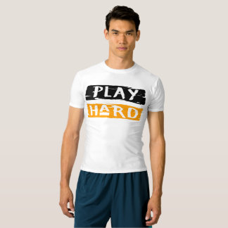 Play Hard Compression T-Shirt