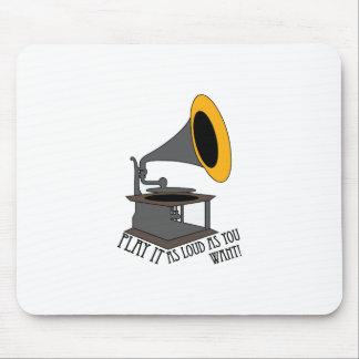 Play It Loud Mousepads