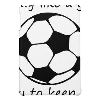 play like a girl3 iPad mini cover