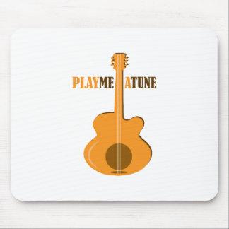 Play Me A Tune Mousepad