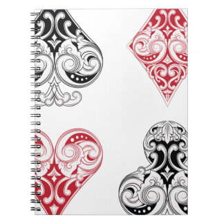 Play More Cards Day - Appreciation Day Note Book