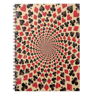 Play More Cards Day - Appreciation Day Notebooks