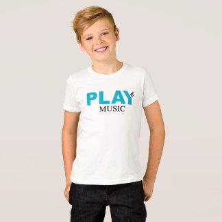 Play Music (Treble Clef) T-Shirt