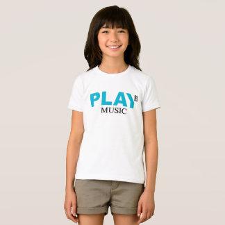 Play Music (Viola Clef) T-Shirt