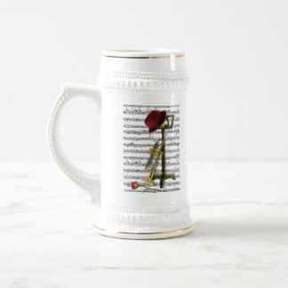 Play that Jazz.. Beer Stein