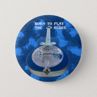 Play the Blues Button
