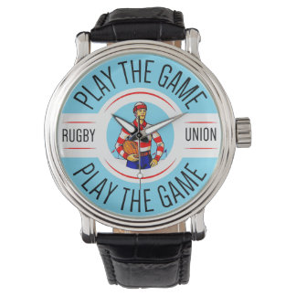 Play The Game - Rugby Watch