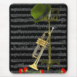 Play the Music.. Mouse Pad