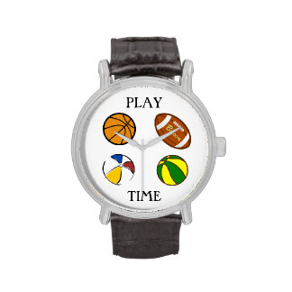 Play Time Wrist Watches